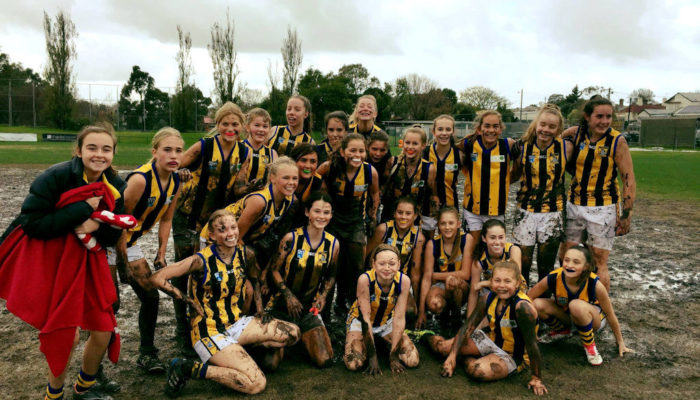 East Sandringham Junior Football Club | Bayside footy | Aus Kick | Auskick | Boys football | girls football