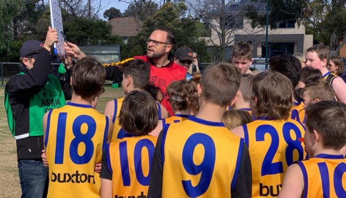 Registrations 2020 | East Sandringham Junior Football Club | Bayside footy | Aus Kick | Auskick | Boys football | girls football