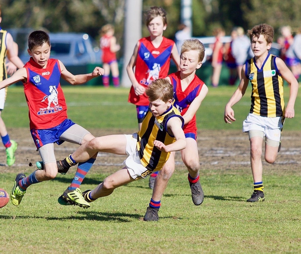 Child Safety | East Sandringham Junior Football Club | Bayside footy | Aus Kick | Auskick | Boys football | girls football