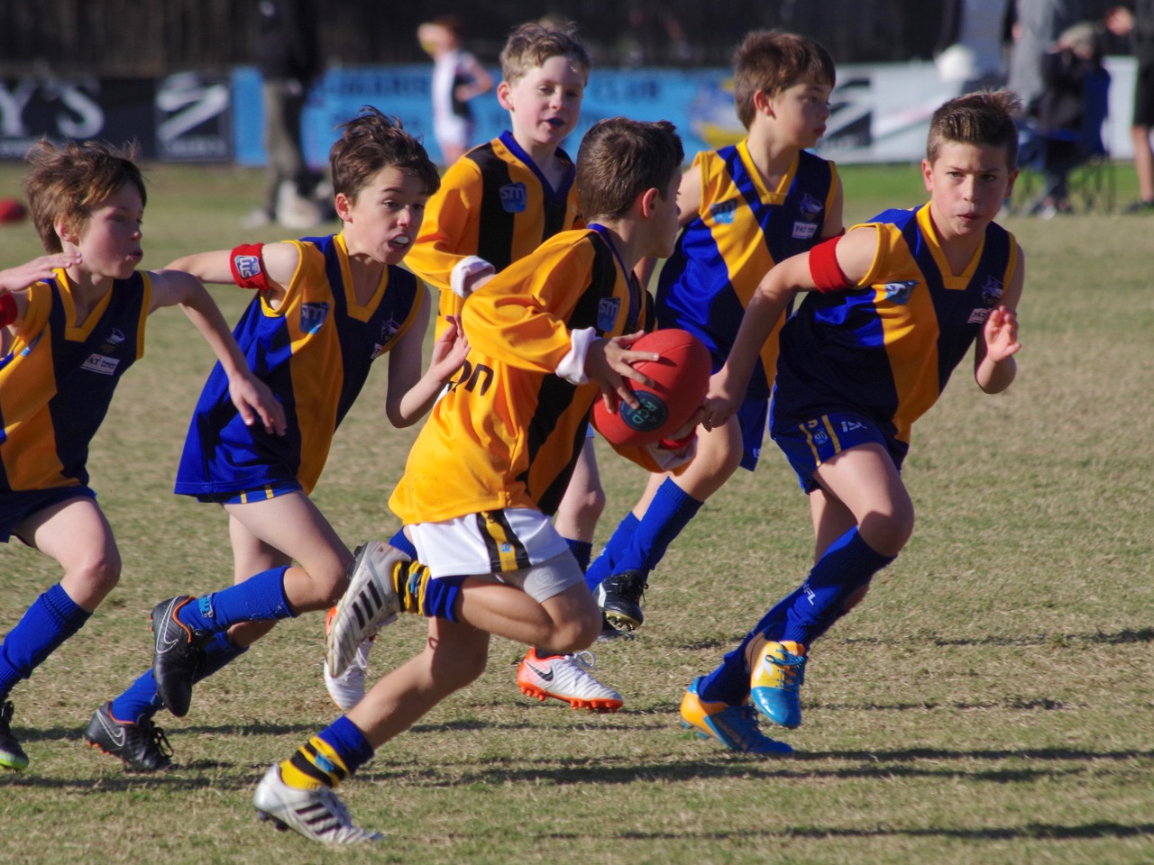 Values | East Sandringham Junior Football Club | Bayside footy | Aus Kick | Auskick | Boys football | girls football