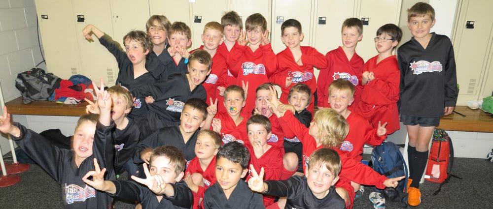 East Sandringham Junior Football Club | Bayside footy | Aus Kick | Auskick | Boys football | girls football