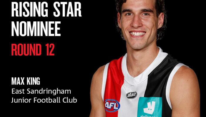 NAB Rising Star - Max King